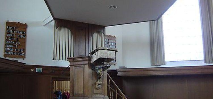 Kerkdiensten na 1 juli 2020