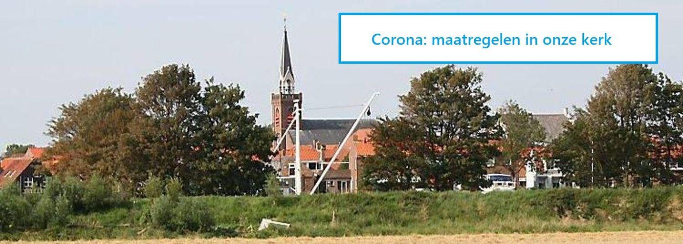 Onze kerkdiensten in Corona-tijd