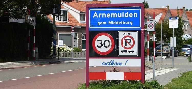 Op vakantie in Arnemuiden?