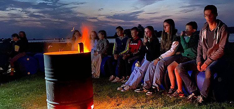 Eerste avond Jongeren Verbonden